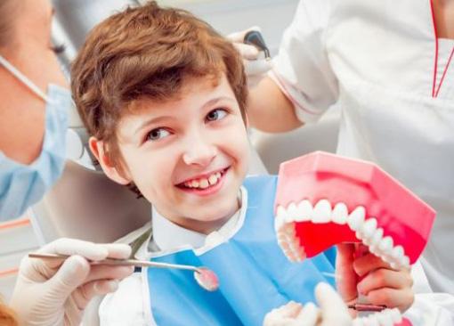 çocuk ağız ve diş sağlığı pedodonti